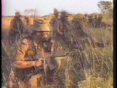 South African Defence Force - 1990s