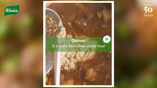 Knorr S One Pot Beef Quinoa Stew By Foodies Of Sa Youtube