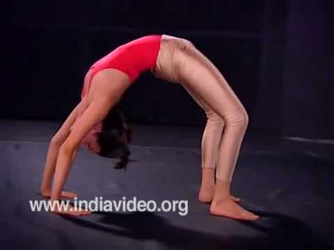 Yoga: Chakrasana