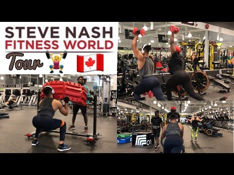 THE MOST EQUIPPED GYM IN CANADA // AFFORDABLE // VANCOUVER