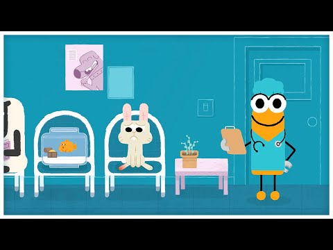 """Veterinarian,"" Songs about Professions by StoryBots"
