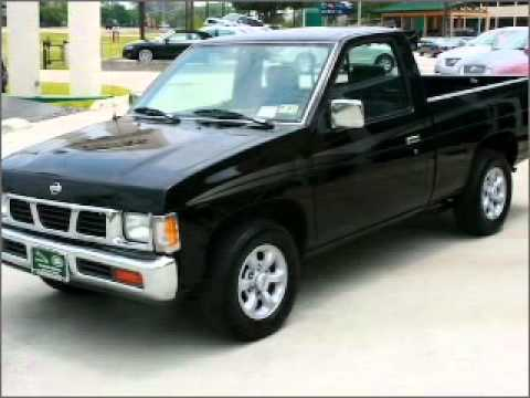1997 nissan pickup houston tx youtube. Black Bedroom Furniture Sets. Home Design Ideas