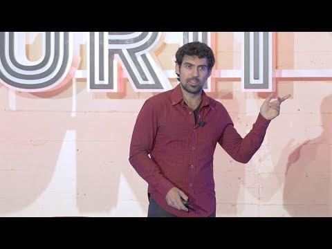 Security@ 2017 Keynote: Samy Kamkar Hacker and Creator of the MySpace Worm