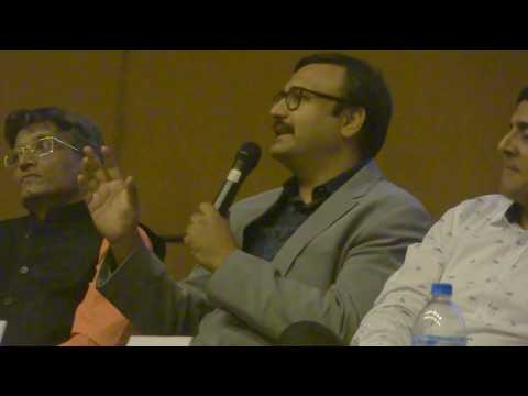 Panel Discussion-Workshop on Tobacco Free India
