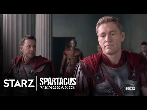 Spartacus: Vengeance | Episode 9 Clip: Return To Rome Immediately | STARZ
