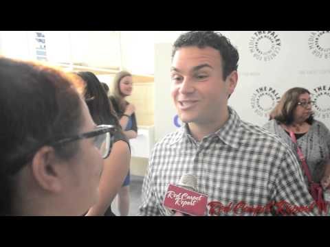 Troy Gentile at PaleyLive's The Goldbergs: Your TV Trip to the 1980s @RealTroyGentile
