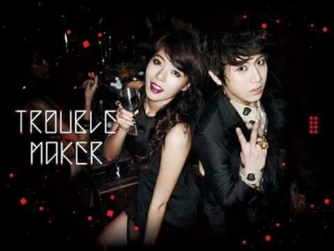 [MP3 dl link]Troublemaker-Troublemaker official audio
