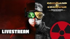 Command & Conquer Remastered Collection + GOG GIVEAWAY | Livestream vom 05.06.2020  [Deutsch]