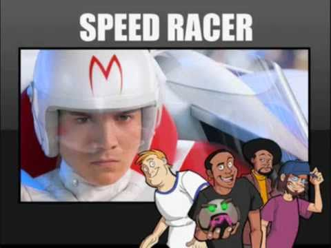 Speed Racer Spill Review Part 1/2