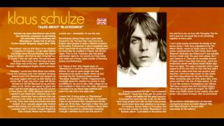 "Klaus Schulze - ""Ways of Changes"" - from ""Blackdance"" (1974)"