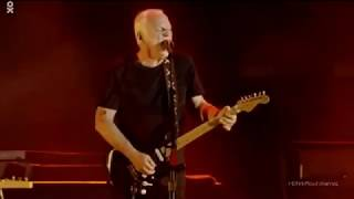David Gilmour What Do You Want From Me Pompeii 2016