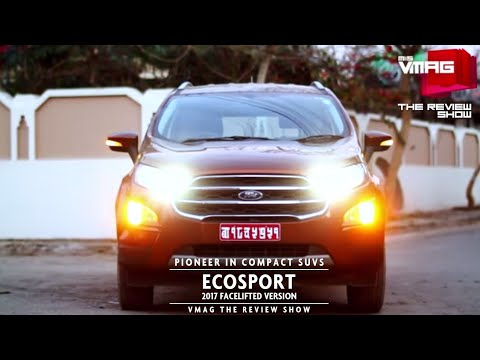 The Ecosport gets a facelift (And we love it here in Nepal)