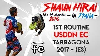 Shaun Hirai USDDN EC 2017 1st routine...
