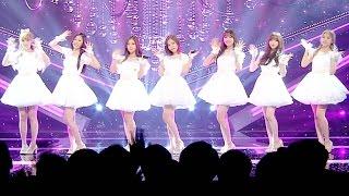 《DREAMLIKE》 Lovelyz(러블리즈) - Destiny (나의 지구) @인기가요 Inkigayo 20160619 Mp3