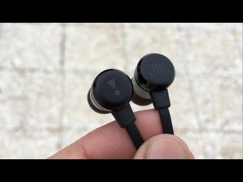 e6b6f570d1f569 JBL T290 In-Ear Headphones Review! - YouTube