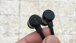 JBL T290 In-Ear Headphones Review!