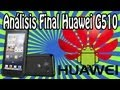 Review - Analisis Huawei G510