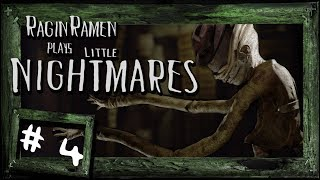 Arms! Arms! Everywhere! | Little Nightmares EP4 Lets Play