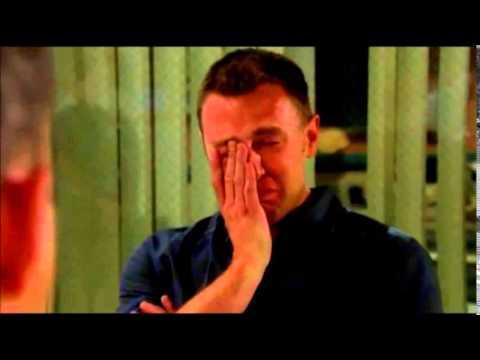 Billy learns that Delia is dead (2013)