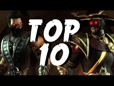 Mortal Kombat X: Top 10 BEST Alternate Skins