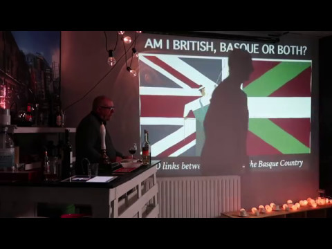 Am I British, Basque Or Both? - ECP FRED Talks (Part 3) - 050517