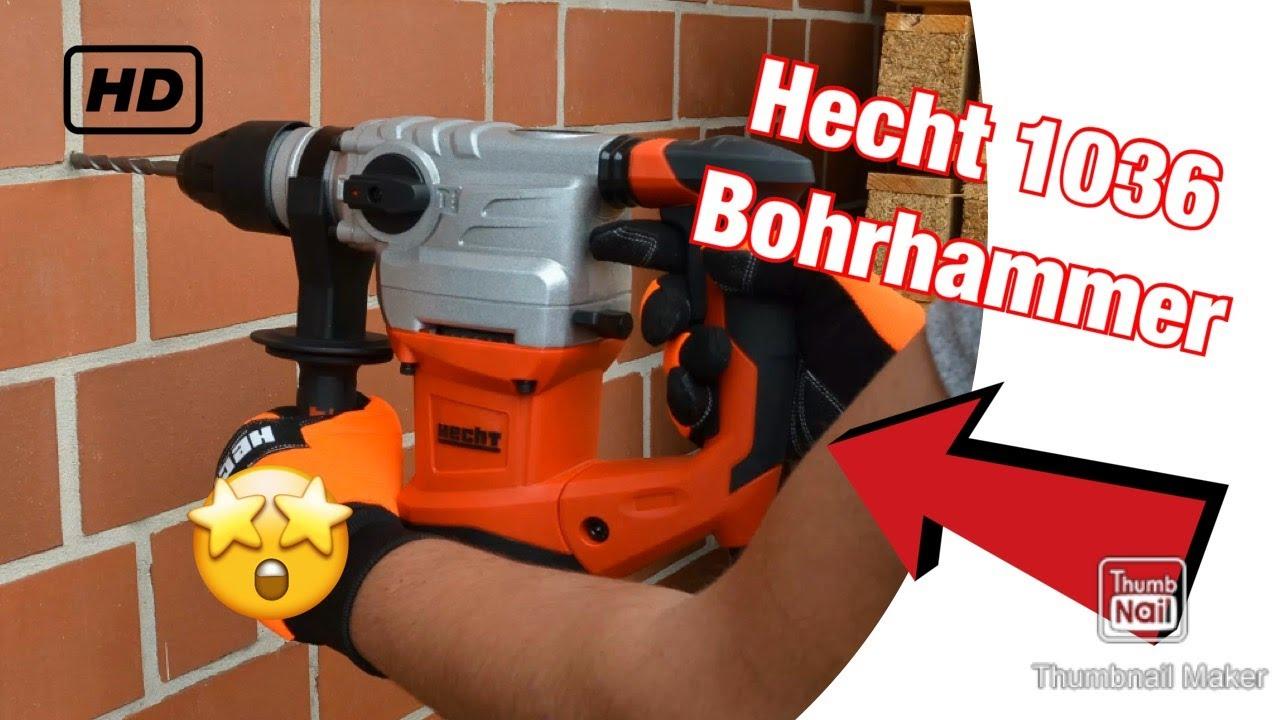 Hecht 1036 Bohrhammer Schlagbohrhammer Stemmhammer SDS PLUS
