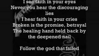 Gambar cover Metallica The god that failed with Lyrics!