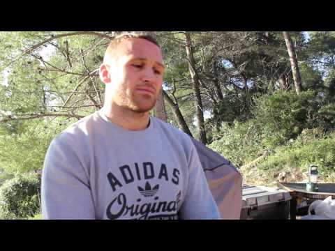 Matt Giteau - Advice for young Rugby players