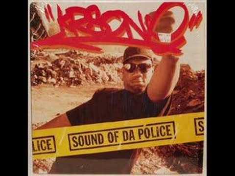 Krs-One Sound of Da Police Vinyl 12''s