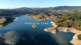 Taverna, Passante Lake - Calabria | DJI Mavic 2 zoom footage 4K |