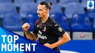 Zlatan ibrahimovic has now scored 50 goals for ac milan in his career   serie a timthis is the official channel a, providing all latest hig...