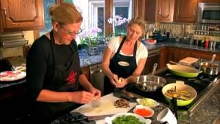 Vegetarian Tortilla Canneloni