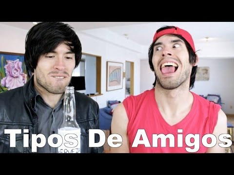 Download Youtube: Tipos De Amigos | Hola Soy German