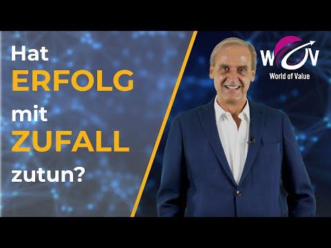 Hat Erfolg mit Zufall zutun? | Florian Homm