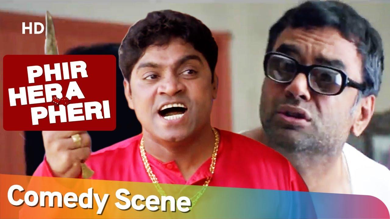 Download Phir Hera Pheri | Best of Comedy Scene Johny Lever & Paresh Rawal  | Akshay Kumar | Suniel Shetty