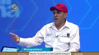 Hipólito Abreu: El Censo de Transporte detendrá a las mafias  (3/3)