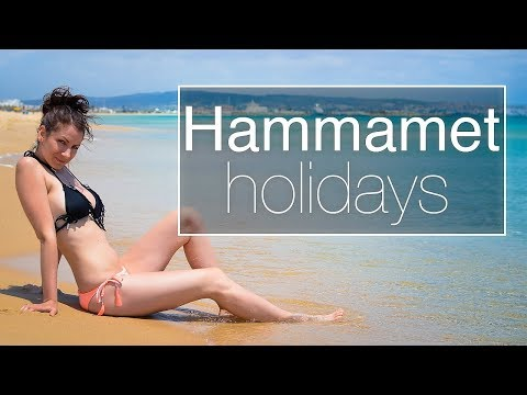 Holidays in Tunisia HD (Mária & Adam video 2015).