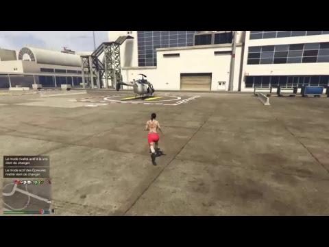 GTA5 ONLINE LIVE PS4/FR : braquo saison 2...