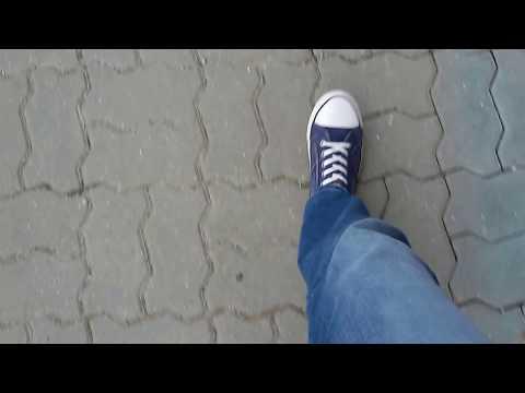 On the streets of Esztergom