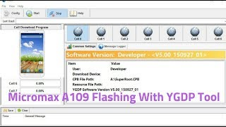 How To Flash Micromax