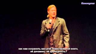 Брэд Питт о фильме Война Миров Z, зомби и сыновьях | КИНОКУХНЯ.рф