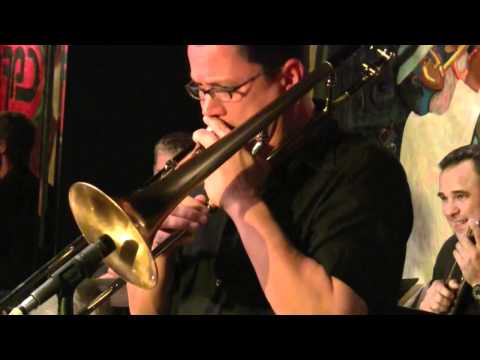 Joe Gransden & His Big Band Swingin at Cafe 290