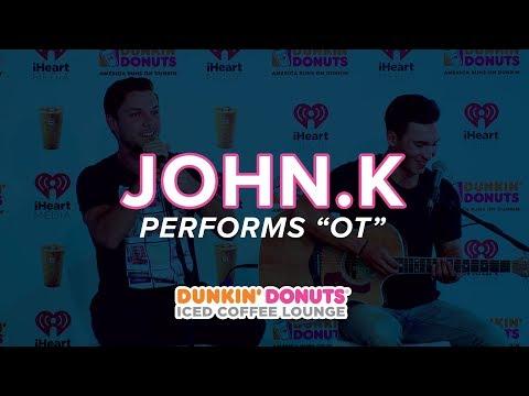 JOHN.k Performs 'OT' Live | DDICL