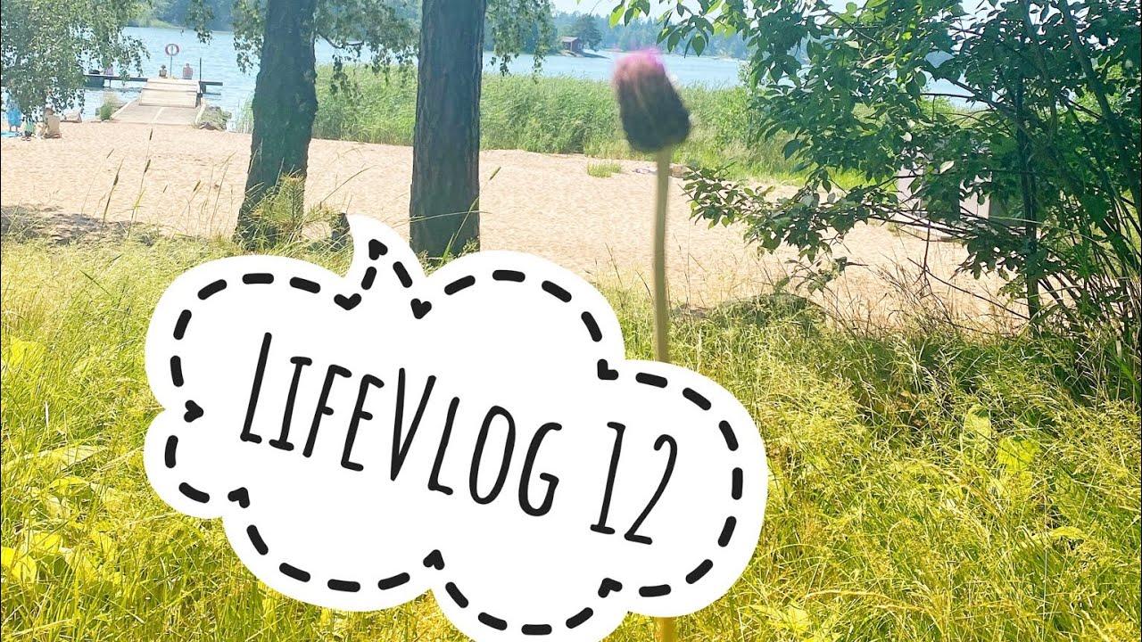 LifeVlog 12. Покупки . Гости . Заболела .