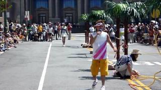 USJ ウォーター・ストリート・パーティ2009~前説 Water Street Party