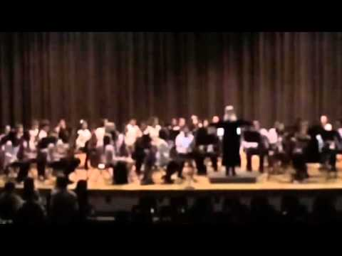 7th Grade Larkspur Middle School Orchestra