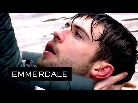 Emmerdale - Debbie Saves Joe From Drowning