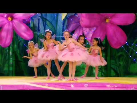 The Fairies | Happy Fairy Birthday with Fairy Dancing Girls