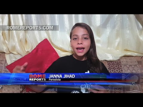 Meet 10-year-old Palestinian journalist covering the Israeli occupied West Bank