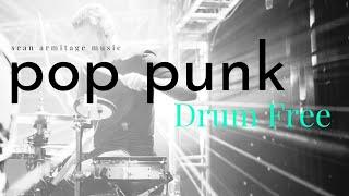 Drumless Backing Track Pop Punk (170 BPM)